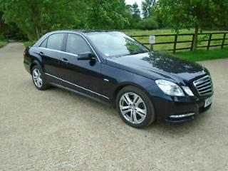 Mercedes Benz E250 2.1CDi auto Avantgarde 12 MONTHS WARRANTY £199 P/M FINANCE