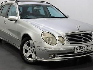 Mercedes Benz E270 2.7TD auto CDI Avantgarde PX SWAP FINANCE