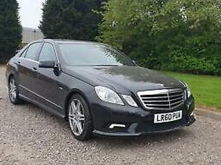 Mercedes Benz E350 3.0CDI Auto Sport FROM £49 PER WEEK ON FINANCE