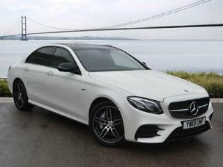 Mercedes Benz E Class 2019 AMG E53 4Matic+ Premium Plus 4dr 9G Tronic Saloon