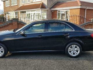 Mercedes Benz E Class 2.1 E220 CDI BlueEFFICIENCY SE 7G Tronic Black 2013 Sale