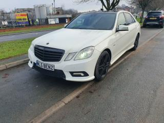 Mercedes Benz E Class 2.1 E250 CDI BlueEFFICIENCY Sport 2010