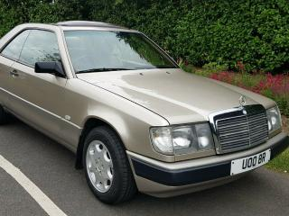 Mercedes Benz E Class 2.3 E230 CE AUTO 'PILLARLESS' COUPE 1987
