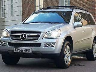 Mercedes Benz GL Class 3.0 GL320 CDI 5dr 12 SERVICES+SUNROOF+7 SEATER