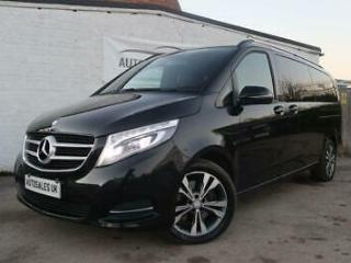 MERCEDES BENZ V CLASS 2.1 V250 BLUETEC SPORT GOOD BAD CREDIT CAR FINANCE AVAIL