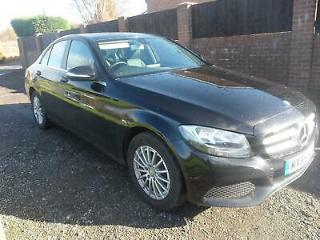 Mercedes BenzC200 1.6 DIESEL BlueTEC SE 65 REG 1 OWNER BIRTLEY CAR SALES DH3 1RP