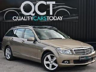 Mercedes C Class C180 K Elegance Estate Automatic *Rare Spec + Pan Roof etc