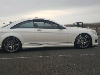 Mercedes CL63 AMG FSH LOW MILES SHOWROOM CONDITION FLAGSHIP COUPE FSH