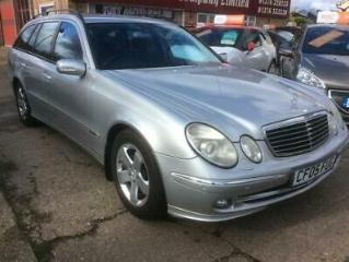 Mercedes E200 KOMPRESSOR AVANTGARDE