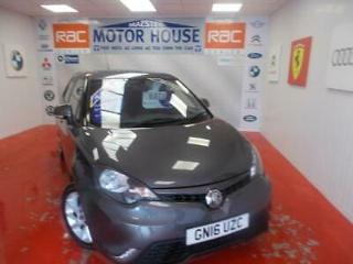 MG 3 3 FORM SPORT VTI TECH ONLY 14000 MILES FREE MOT'S AS LONG AS YOU OWN THE
