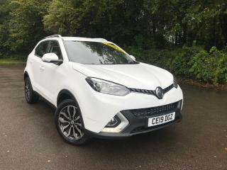 MG GS Exclusive Dct Hatchback 2019, 3685 miles, £15695