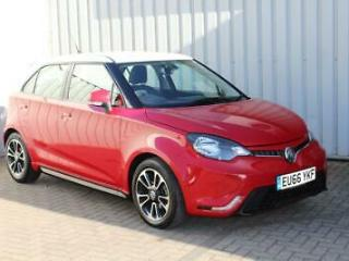 MG MG3 1.5 VTI Tech 106ps s/s 2016 3Style Lux 5dr