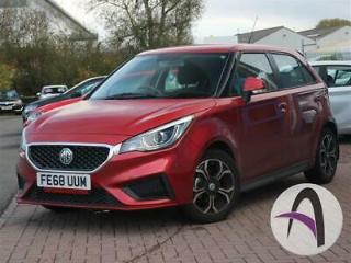 MG MG3 1.5 VTi TECH Excite 5dr
