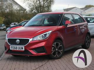 MG MG3 1.5 VTi TECH Excite 5dr Hatchback 2018, 8858 miles, £8699