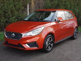 MG MG3 1.5 VTi TECH Excite s/s 5dr FREE 1st Service and Mats, 9 miles, £11940