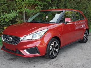 MG MG3 1.5 VTi TECH Exclusive s/s 5dr Hatchback 2018, 9 miles, £13340