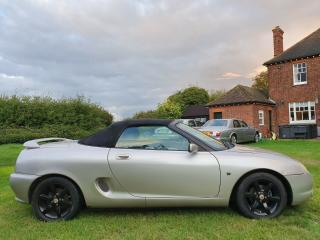 MG MGF RARE Auto Stepspeed 1.8 Paddle Shift Roadster 52k Low Miles! Automatic TF