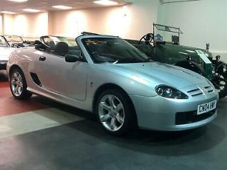 MG/ MGF TF /2004/incredible 7700 miles from new. Immaculate