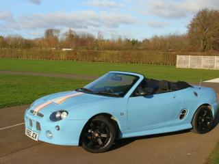 MG / MGF Unique example