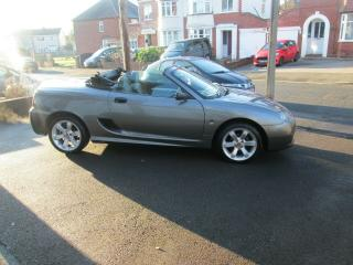 MG TF 1.6 SPORTS CONVERTIABLE DRIVES SPOT ON VERY GOOD CONDITION
