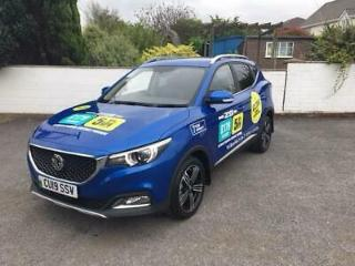 MG ZS 1.5 Exclusive