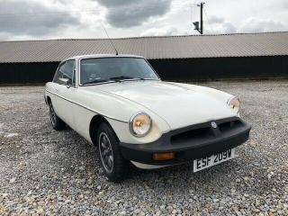 MGB GT *Low Mileage* ESF