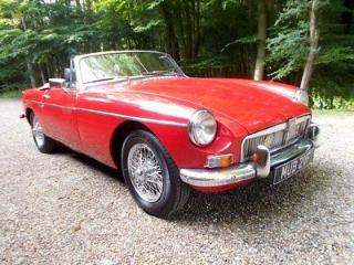 MGB Roadster 1967 Older Restoration