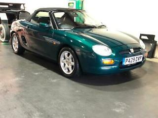 MGF 1.8i 1996 immaculate 2 owner very low mileage