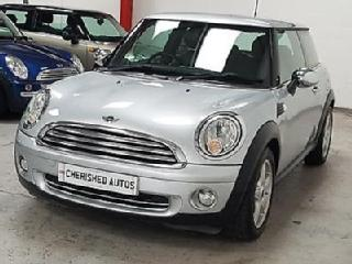MINI 1.4 ONE* GENUINE 47,000 MILES* FULL LEATHER INTERIOR*RARE TOP SPEC MODEL