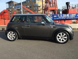Mini 1.6 Cooper Park Lane ONE PREVIOUS OWNER,LEATHER SEATS