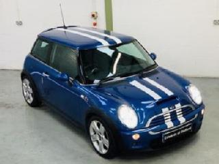 MINI 1.6 COOPER S 3DR, R53, MANUAL, LEATHER, XENONS, CHILI PACK, CLIMATE