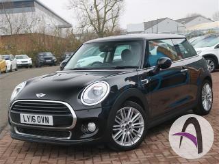 MINI Cooper 1.5 3dr Chili Pack 17in Alloys Visual Hatchback 2016, 18409 miles, £10399