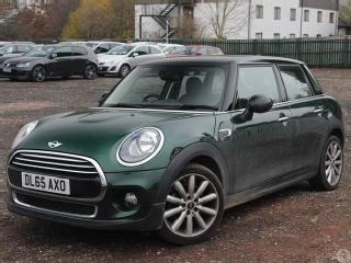 MINI Cooper 1.5 5dr Chili Pack Visual Pack17in Hatchback 2015, 28148 miles, £10599