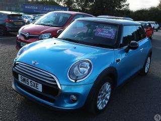 MINI Cooper 1.5 3dr Chili Pack Visual Boost Hatchback 2015, 23453 miles, £11499