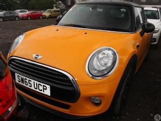 MINI Cooper 1.5D 3dr Chili Pack Leather Visual Boo Hatchback 2015, 35585 miles, £10999