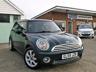MINI COOPER 1.6 CLUBMAN | FULL SERVICE HISTORY | HIGH SPECIFICATION