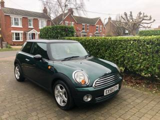 Mini Cooper 1.6 petrol low mileage 68k