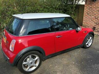 Mini Cooper 2002, 12 Months MOT, Full Service History,Very Good Condition