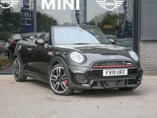 MINI Cooper 2.0 John Cooper Works II 2dr Auto 8 Speed Convertible 2019, £31990