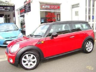 Mini Cooper Clubman 1.6, 2008 with 87000 Miles, Stunning Condition Car in Red