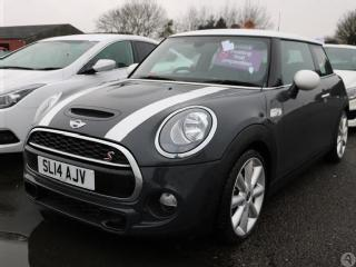 MINI Cooper S 2.0 3dr Chilli Pack 19in Alloys Leat Hatchback 2014, 32938 miles, £11499