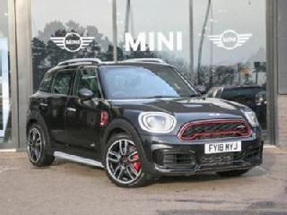 MINI Countryman 2018 2.0 John Cooper Works ALL4 5dr Auto Hatchback