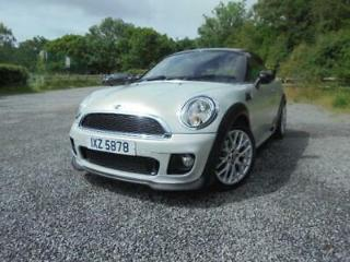 Mini Coupe Cooper Coupe with JCW Kit John Cooper Works Manual Petrol