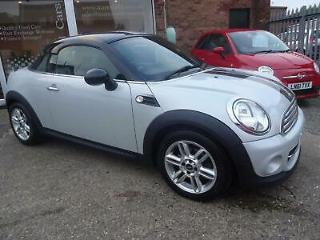 MINI COUPE Start Stop Cooper 2013 Petrol Manual in Silver
