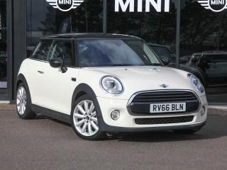 MINI Hatch 1.5 Cooper 3dr Hatchback 2016, 11831 miles, £12490