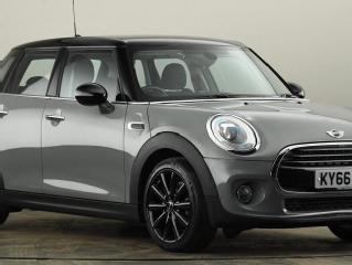 MINI Hatch 1.5 Cooper 5dr Auto [Chili Pack] Hatchback 2016, 13326 miles, £14799