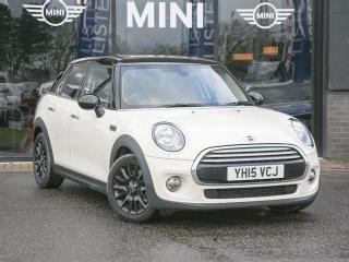 MINI Hatch 1.5 Cooper 5dr Auto Hatchback 2015, 51350 miles, £11990