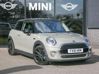 MINI Hatch 1.5 Cooper II 3dr Auto Hatchback 2018, 10849 miles, £16489