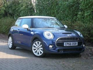 MINI Hatch 2.0 Cooper S 3dr Auto Hatchback 2016, 29912 miles, £15490