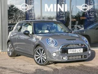 MINI Hatch 2.0 Cooper S Exclusive II 3dr Auto Hatchback 2018, 969 miles, £24990